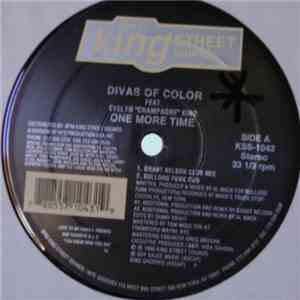 "Divas Of Color Feat. Evelyn ""Champagne"" King - One More Time FLAC"