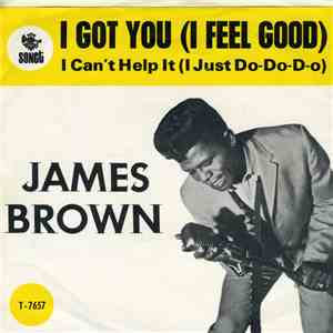 James Brown - I Got You (I Feel Good) / I Cant´t Help It (I Just Do-Do-Do) FLAC