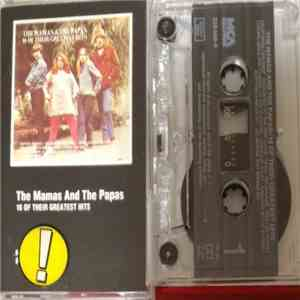 The Mamas & The Papas - 16 Of Their Greatest Hits FLAC