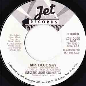 Electric Light Orchestra - Mr. Blue Sky FLAC