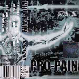 Pro-Pain - Act Of God FLAC
