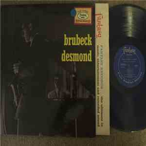 The Dave Brubeck Quartet Featuring Paul Desmond - Brubeck Desmond FLAC