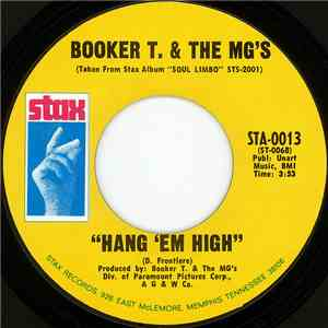 Booker T. & The MG's - Hang 'Em High FLAC