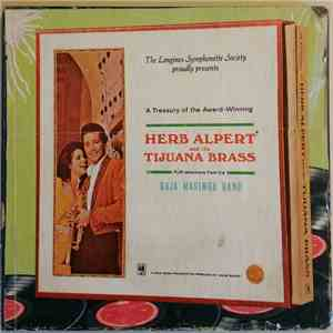 Herb Alpert And The Tijuana Brass, Baja Marimba Band - A Treasury Of Herb Alpert And The Tijuana Brass Plus Selections From The Baja Marimba Band FLAC