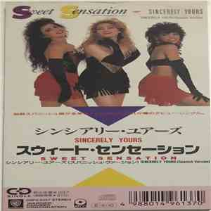 Sweet Sensation - Sincerely Yours FLAC