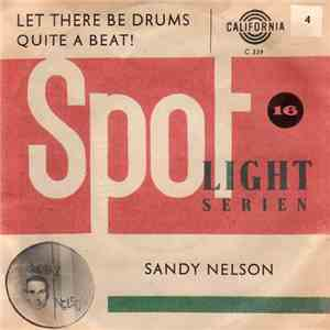 Sandy Nelson - Let There Be Drums FLAC