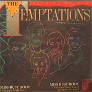 The Temptations - Miss Busy Body FLAC