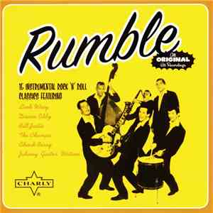Various - Rumble FLAC