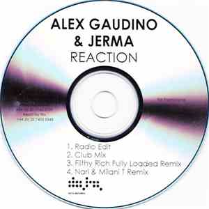 Alex Gaudino & Jerma - Reaction FLAC
