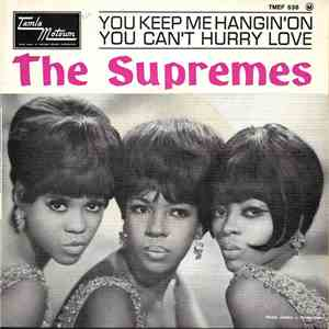 The Supremes - You Keep Me Hangin' On FLAC