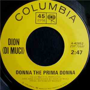 Dion (Di Muci) - Donna The Prima Donna / You're Mine FLAC