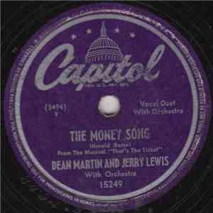 Dean Martin, Jerry Lewis  - The Money Song / That Certain Party FLAC