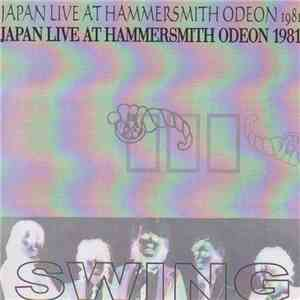 Japan - Swing (Live At Hammersmith Odeon 1981) FLAC