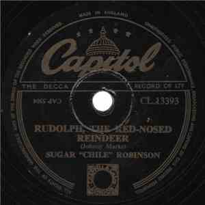 "Sugar ""Chile"" Robinson - Rudolph The Red-Nosed Reindeer / Christmas Boogie FLAC"