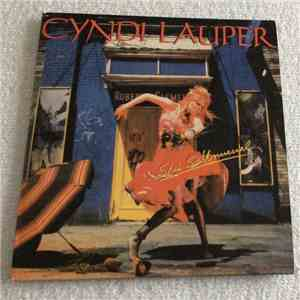 Cyndi Lauper - She's So Unusual FLAC