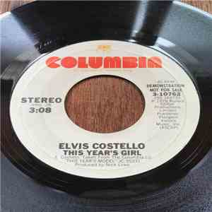 Elvis Costello - This Year's Girl / Big Tears FLAC