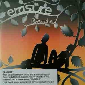 Erasure - Breathe FLAC