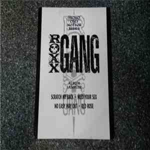 Roxx Gang - Scratch My Back FLAC
