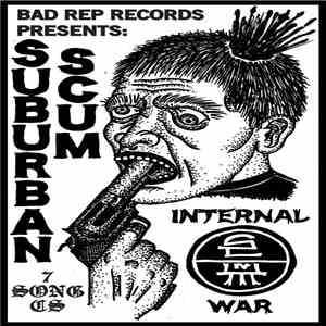 Suburban Scum - Internal War FLAC
