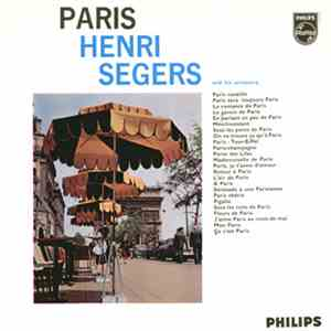 Henri Segers And His Orchestra - Paris FLAC