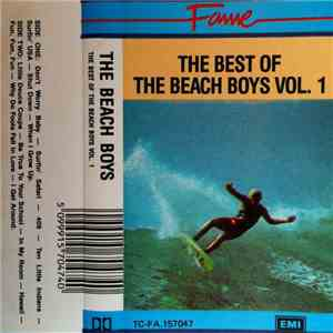 The Beach Boys - The Best Of The Beach Boys Vol. 1 FLAC