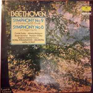 Ludwig van Beethoven, The Royal Philharmonic Orchestra, Antal Dorati - Beethoven Symphony No.9 in D minor Op.125 'Choral'/ Beethoven Symphony No.8 in F major Op.93 FLAC