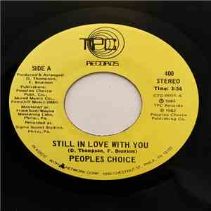 People's Choice - Still In Love With You FLAC