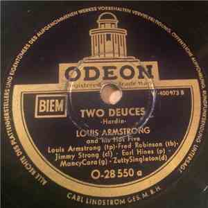 Louis Armstrong And His Hot Five - Two Deuces / Fireworks FLAC