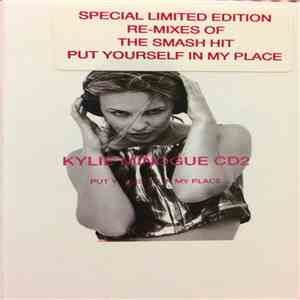 Kylie Minogue - Put Yourself In My Place (Remixes) FLAC
